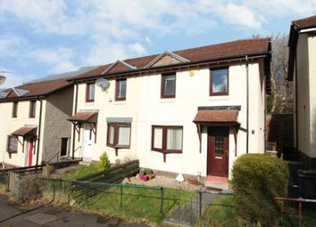 Thumbnail 2 bed semi-detached house for sale in Hawthorn Gardens, Busby, East Renfrewshire