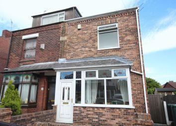 Thumbnail 3 bedroom semi-detached house for sale in Buersil Avenue, Buersil, Rochdale