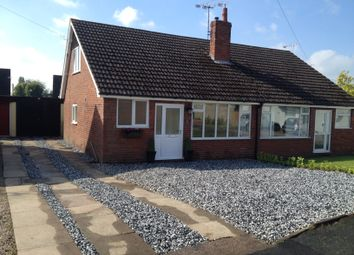 Thumbnail 3 bed semi-detached house for sale in Beaumont Close, Wistaston, Crewe