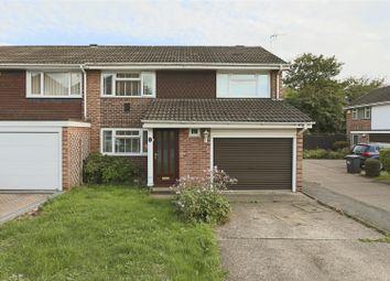 Thumbnail 3 bed semi-detached house for sale in Derwent Crescent, Arnold, Nottingham