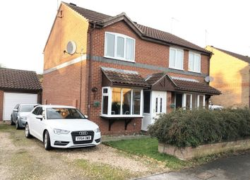Thumbnail 2 bed semi-detached house for sale in Davey Close, Boston