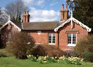 Thumbnail 2 bed detached house to rent in Groton, Sudbury, Suffolk