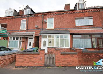 Thumbnail 3 bed terraced house to rent in Three Shires Oak Road, Bearwood