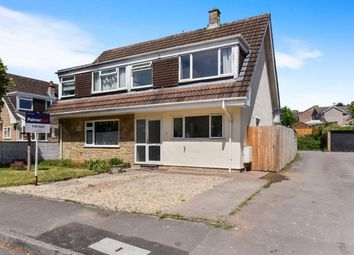 Thumbnail 3 bed semi-detached house for sale in Wells, Somerset, England