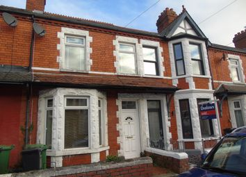 Thumbnail 3 bedroom property to rent in Brunswick Street, Canton, Cardiff