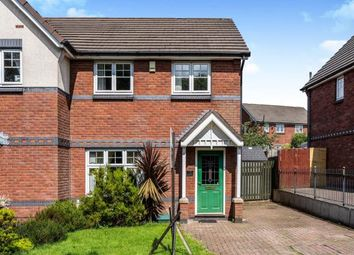 Thumbnail 3 bed semi-detached house for sale in Glazebury Drive, Westhoughton, Bolton, Greater Manchester