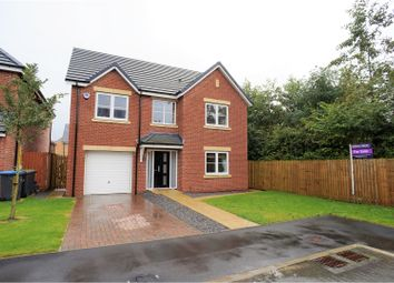 Thumbnail 4 bed detached house for sale in Rushyford Drive, Chilton