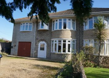 Thumbnail 3 bed semi-detached house for sale in The Croft, Trowbridge