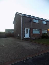 Thumbnail 2 bedroom semi-detached house to rent in Canmore Gardens, Kirkcaldy