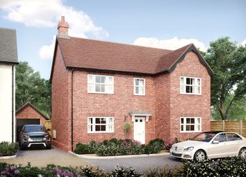 Thumbnail 4 bed detached house for sale in Grangewood Avenue, High Street, Kelvedon