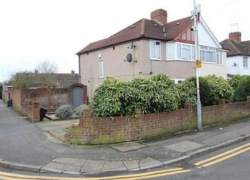 Ashford Avenue, Hayes, Middlesex UB4. 3 bed semi-detached house for sale