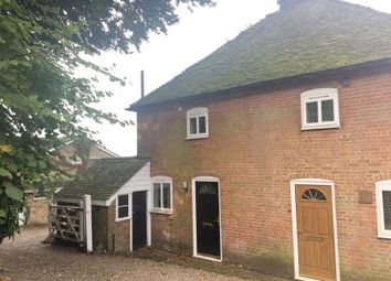 Thumbnail 1 bed semi-detached house for sale in 1 Rectory Lane, Sutton Valence, Maidstone, Kent