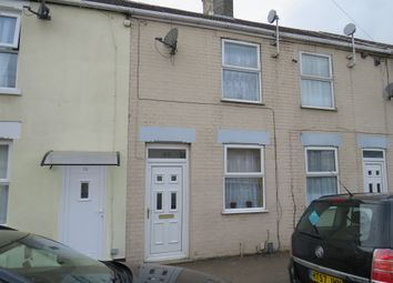 2 bed terraced house for sale in Craig Street, Peterborough PE1