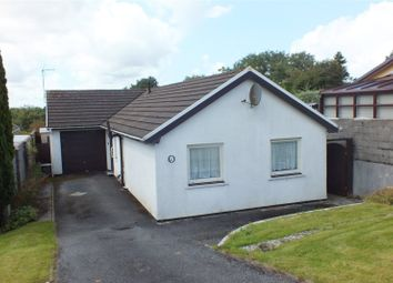 Thumbnail 3 bed detached bungalow for sale in Kerrs Way, Kilgetty, Pembrokeshire