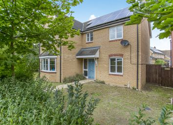 Thumbnail 4 bed detached house for sale in Thurlow Close, Saxmundham