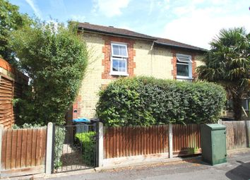 Thumbnail 2 bed semi-detached house to rent in Gladstone Road, Norbiton, Kingston Upon Thames