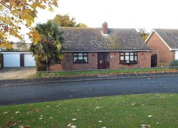 Thumbnail 3 bed bungalow for sale in Moulton, Newmarket, Suffolk