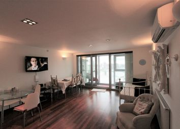 Thumbnail 2 bed flat to rent in Altura Tower, Bridges Court Road, Battersea