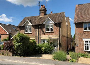 Thumbnail 2 bed semi-detached house for sale in The Street, Ewhurst, Cranleigh