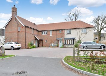 Thumbnail 3 bed semi-detached house for sale in Lower Pennington Lane, Pennington, Lymington