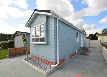 Thumbnail 1 bed mobile/park home for sale in Bourne Park Residential Park, Ipswich