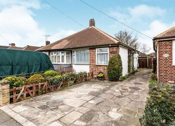 Thumbnail 2 bedroom bungalow for sale in Collier Row, Romford, Havering