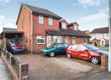 Thumbnail 2 bed semi-detached house for sale in Whimbrel Close, Sittingbourne