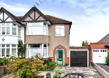 Thumbnail 3 bed semi-detached house for sale in Wentworth Road, Barnet