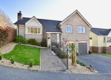 Thumbnail 5 bed detached house for sale in Tinney Drive, Truro