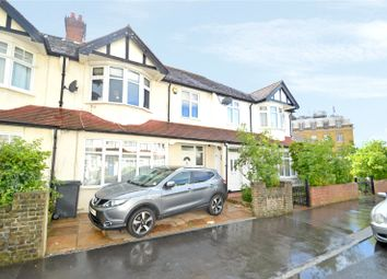 Thumbnail 3 bed terraced house for sale in Claremont Road, Addiscombe, Croydon