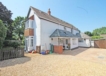 4 bed semi-detached house for sale in Barnes Lane, Milford On Sea, Lymington, Hampshire SO41