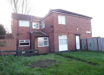 Thumbnail 3 bedroom flat to rent in Swinley Gardens, Newcastle Upon Tyne