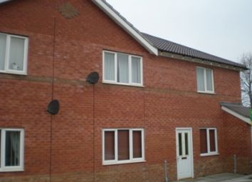 Thumbnail 2 bed flat to rent in Cornelius Close, South Cornelly