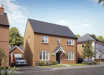 Thumbnail 3 bed detached house for sale in Midland Road, Swadlincote
