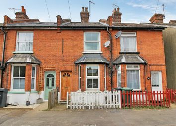 Thumbnail 2 bed terraced house for sale in Victoria Road, Earlswood, Redhill, Surrey