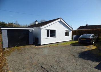 Thumbnail 3 bed bungalow for sale in Maes Yr Orsedd, Bodffordd, Llangefni, Sir Ynys Mon