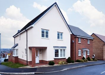 Thumbnail 4 bed detached house for sale in Canary Grove, Wolstanton, Newcastle-Under-Lyme