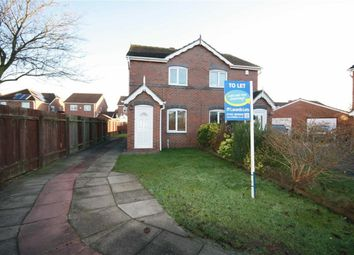 Thumbnail 2 bed semi-detached house to rent in Charlestown Way, Victoria Dock, Hull