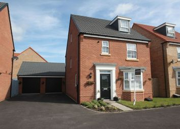 Thumbnail 4 bed detached house for sale in Bluebell Walk, Pontefract