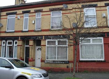 Thumbnail 2 bedroom terraced house for sale in Longden Road, Longsight, Manchester