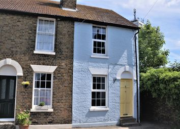 Thumbnail Terraced house for sale in Swanfield Road, Whitstable