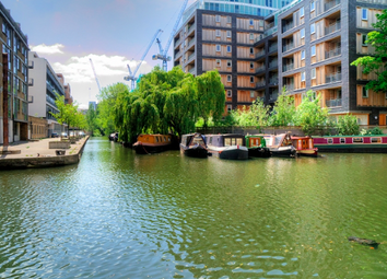 Thumbnail 1 bed property for sale in Wenlock Basin, Islington