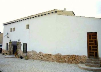 Thumbnail 7 bed finca for sale in Pinoso, Alicante, Spain