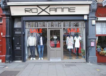 Thumbnail Retail premises for sale in The Broadway, London