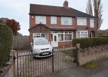 Thumbnail Semi-detached house for sale in Fellbrook Lane, Bucknall, Stoke On Trent, Staffordshire