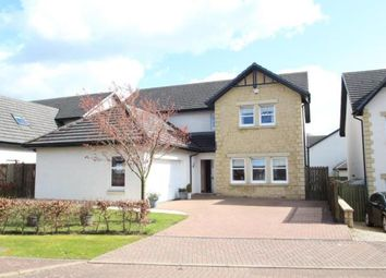 Thumbnail 4 bed detached house for sale in Solomon's View, Dunlop, Kilmarnock, East Ayrshire