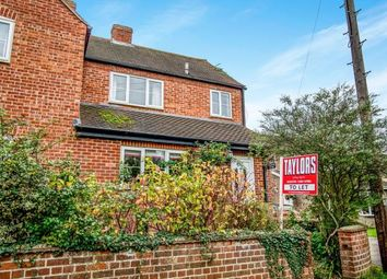 Thumbnail 2 bed end terrace house for sale in West End Lane, Merton, Bicester, Oxfordshire