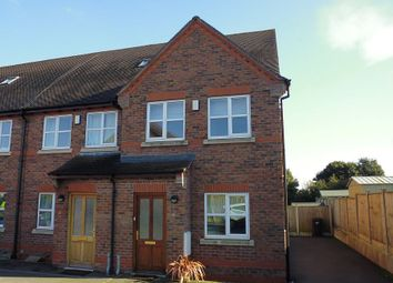 Thumbnail 3 bed town house to rent in Blenheim Park, Sandbach, Cheshire