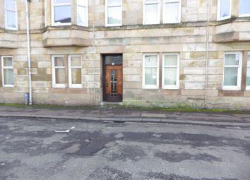 Thumbnail 2 bedroom flat to rent in Lang Street, Paisley, Renfrewshire