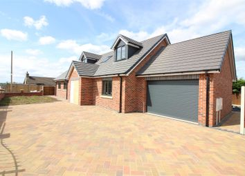 Thumbnail 4 bed detached bungalow for sale in Rose Avenue, Ilkeston